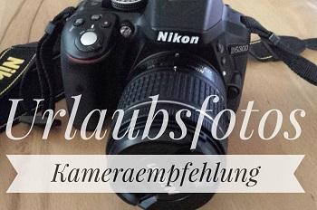 Urlaubsfotos mit Nikon