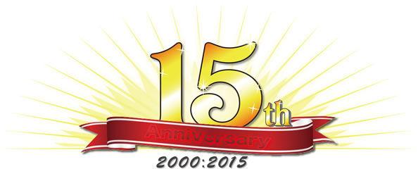 15周年記念 お客様感謝祭