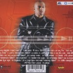sean paul - stage one (back cover)