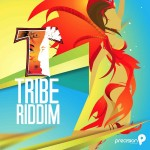 Tribe Riddim (Front Cover)