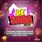 De Saga Riddim (Jones Ave)