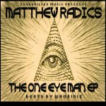 Matthew Radics - The One Eye Man EP Front Cover original