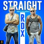 Art Cover - RDX - Straight (Cornelius Records)