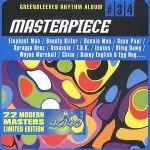 Greensleeves Rhythm Album #34 - Masterpiece