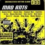 Greensleeves Rhythm Album #33 - Mad Ants