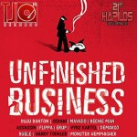 Unfinished Business Riddim [2008] (TJ Records)