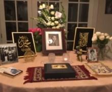 Ekram Javed (EJ) Miller 5/10/19  4th day of Ramadan