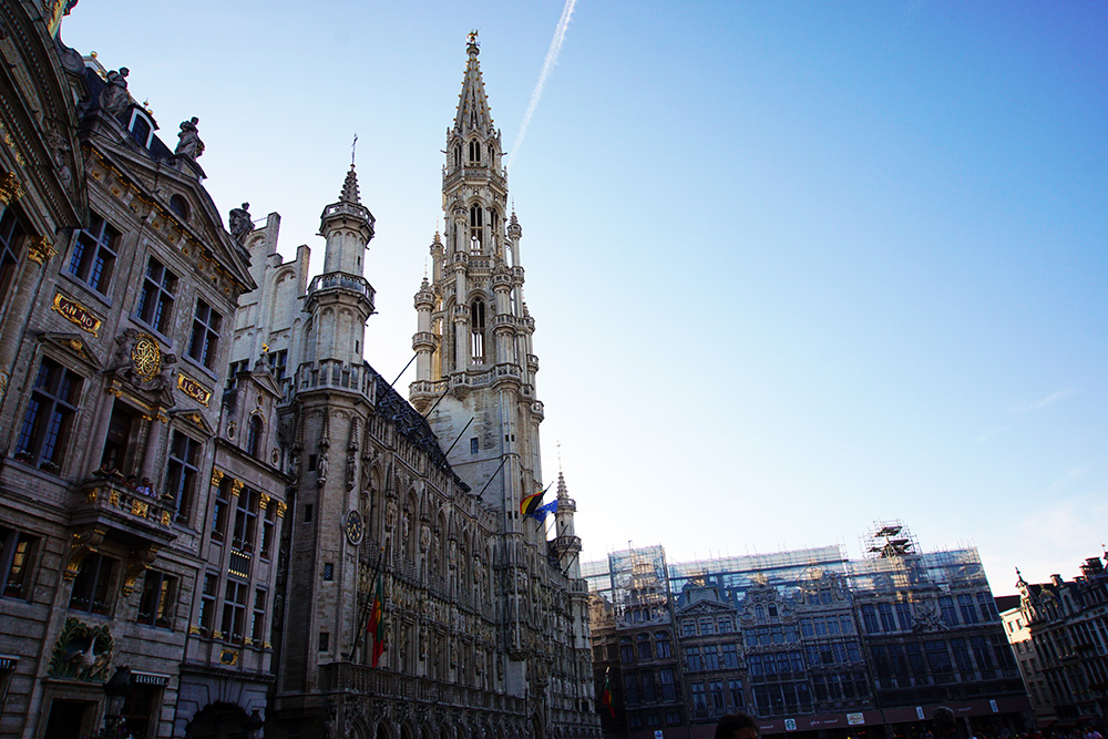 Grand Place Bruxelas