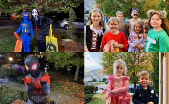 Halloween celebrations for the Nepali community