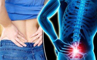 Problems with back pain