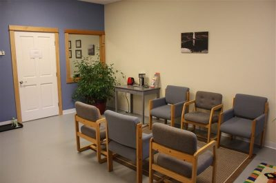 Waiting Area at Janai Meyer Nutrition and Lactation