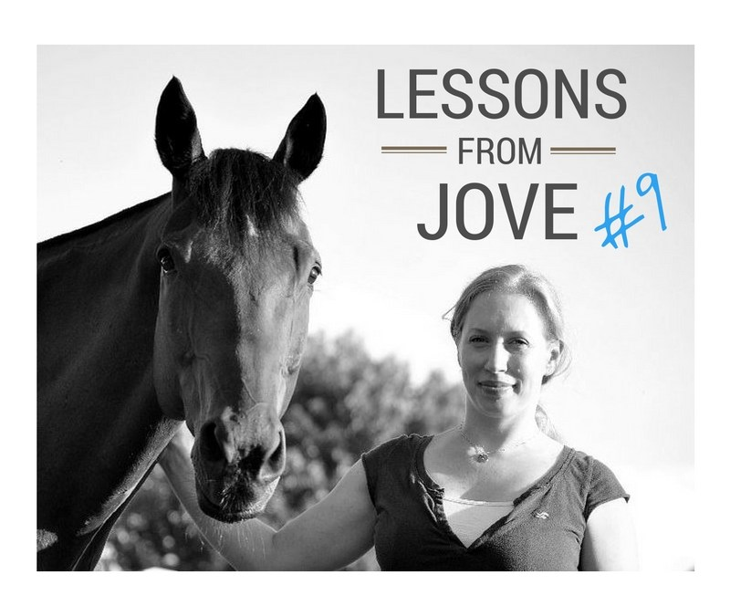 Lessons from Jove #9: Standing Up to Authority as a Higher Calling