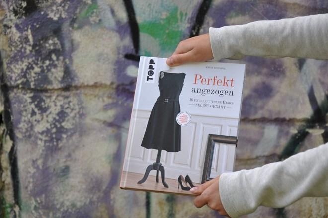 Perfekt angezogen Nähbuch. Gastbeitrag von Fairytalegonesrealistic bei JanaKnöpfchen - Nähblog