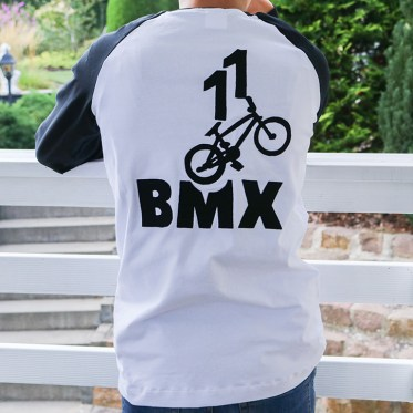 Blogpost BMX-Shirt zum Geburtstag nähen. JanaKnöpfchen - Nähen für Jungs