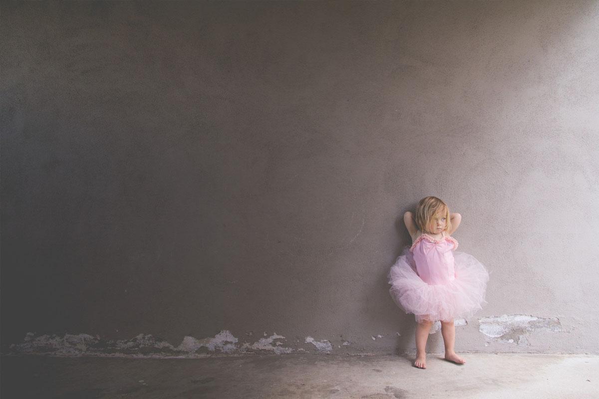 Scheiß' auf Unisex - warum Pink für Mädchen schon okay ist - rosa Prinzessin - geschlechtsneutrale Kleidung - Mama Blog München