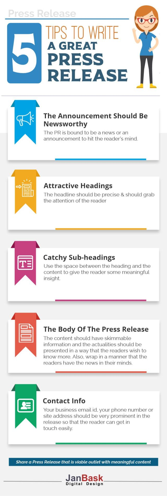 How to Write a Press Release? Free Press Release Template Examples