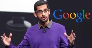 Sundai Pichai - CEO Google