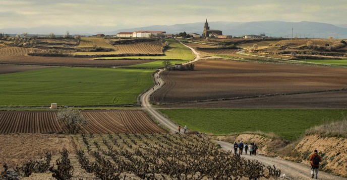 Camino Spanje sfeerbeeld