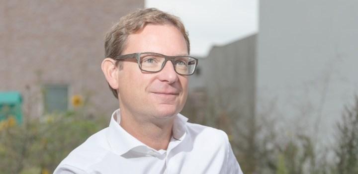 Het verhaal van Nicolas Bearelle van het sociaal bouwbedrijf Revive uit Gent