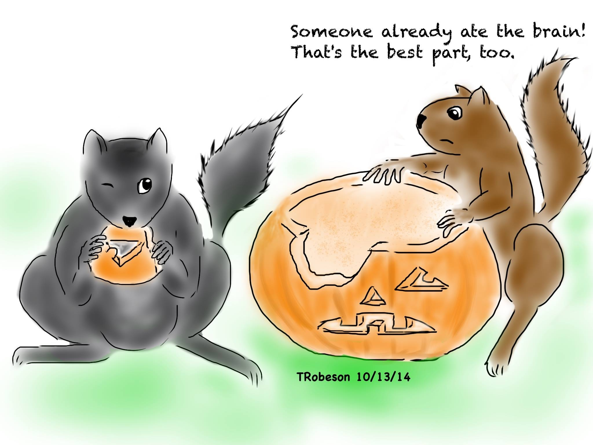Halloween Cyber Party For Illustrators, Authors 2015