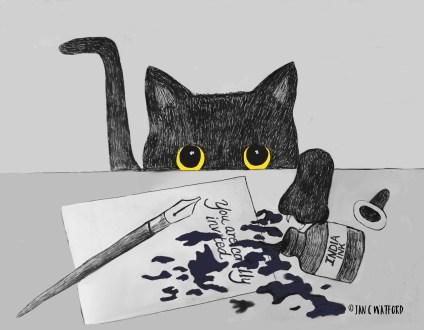 Ink-prompt-#52-Week-Illustration-Challenge