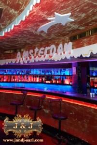 Amsterdam Ночной клуб, Ливан.