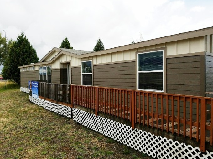 Golden West Manufactured Homes   J   M Homes   Oregon   WA Golden West The Oleander II