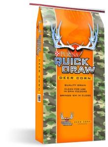 purina quick draw deer corn-https://www.jandnfeedandseed.com