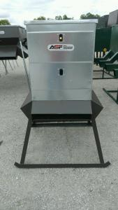 600 lb electric stand & fill