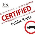 certified public scale