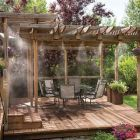 Orbit Outdoor Misting System