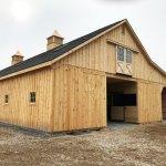 Large Horse Barns Designs Benefits J N Structures Blog