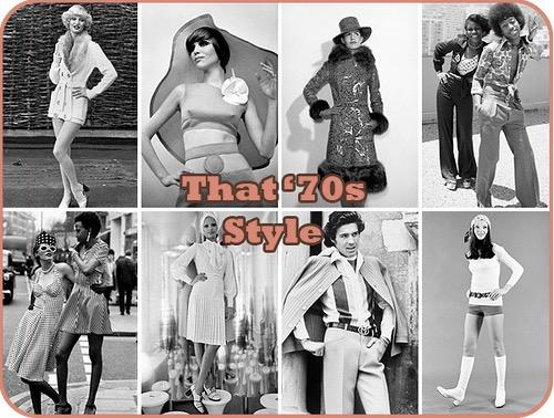 minimalist 70's