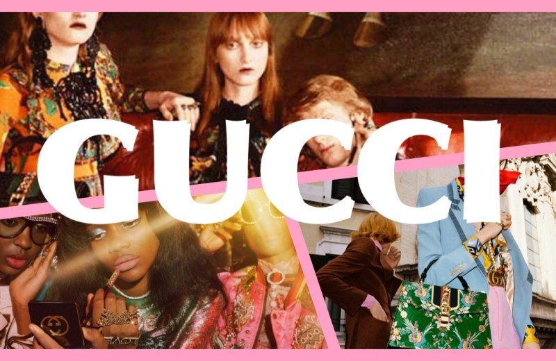 why gucci is