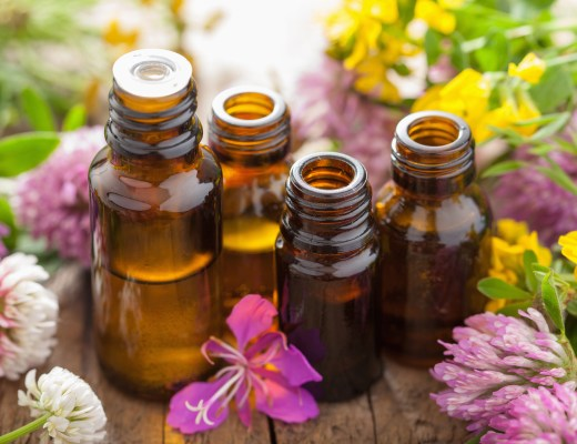 Nature's stress relievers: essential oils for stress, worry and anxiety