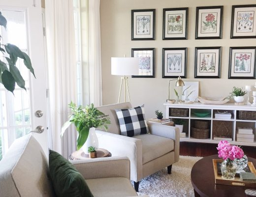 Summer Home Styling Tips