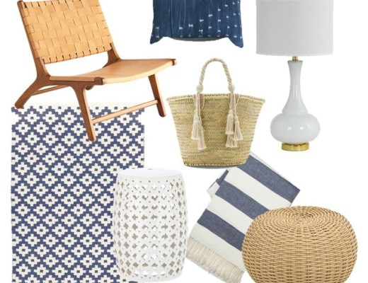 Favorite Finds with a Modern Coastal Vibe