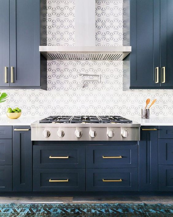 Beautifully Unique Kitchen Backsplash Ideas