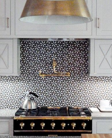 Beautiful And Unique Kitchen Backsplash Ideas / Cococozy