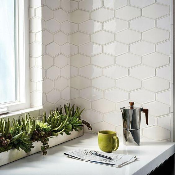 Kitchen No Backsplash: Beautiful Kitchen Backsplash Ideas