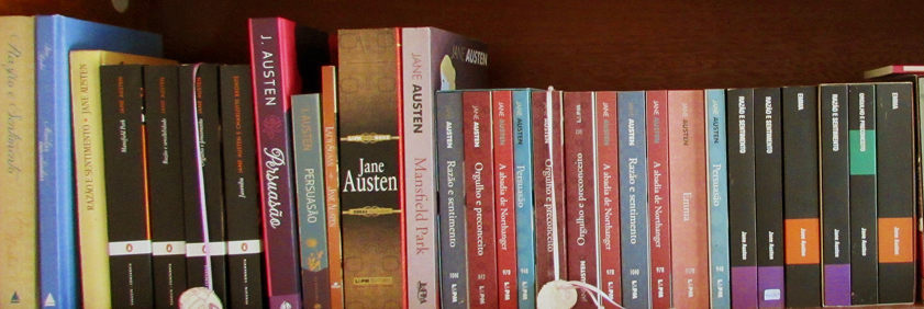 Traduções brasileiras de Jane Austen