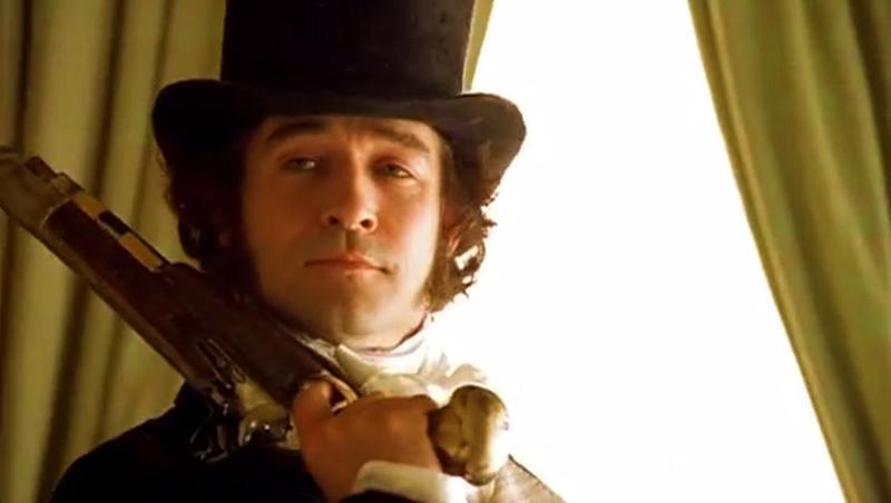 Mr Darcy é Fogo