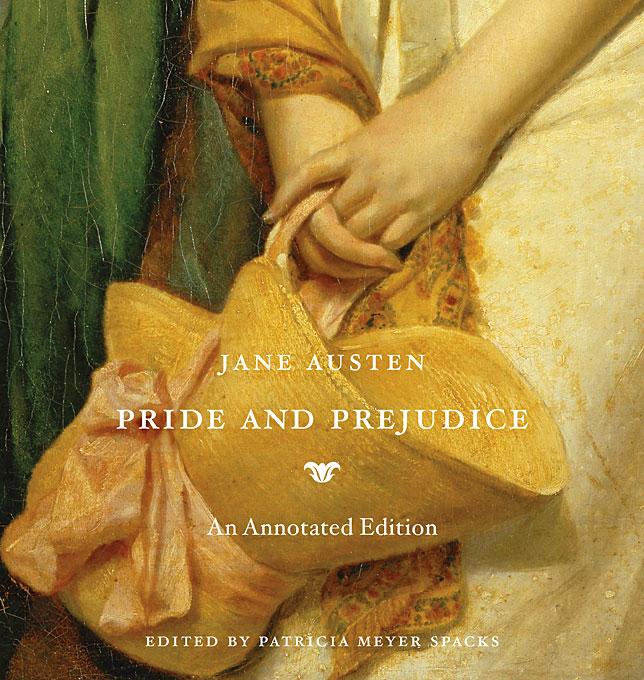 Pride and Prejudice, edição anotada Harvard