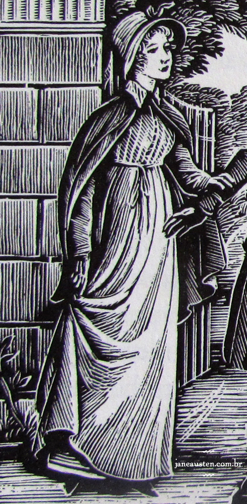 Emma Woodhouse por JoanHassall
