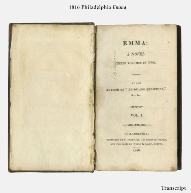 Emma In America