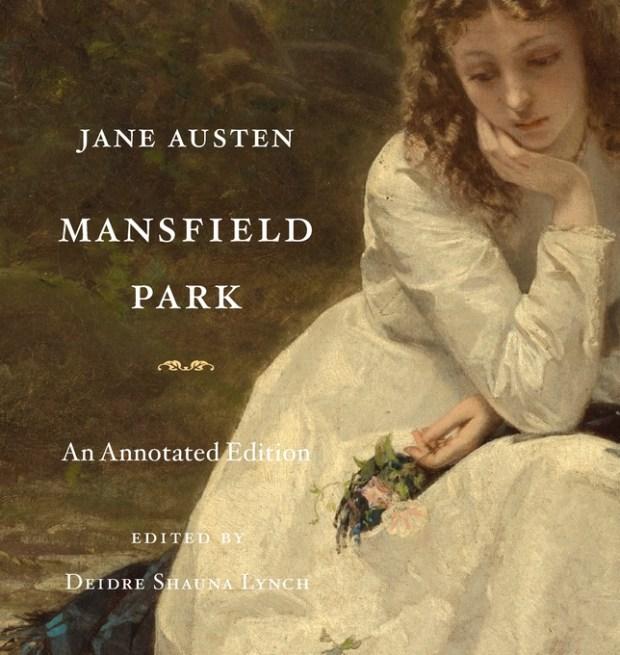 Mansfield Park edição anotada Harvard