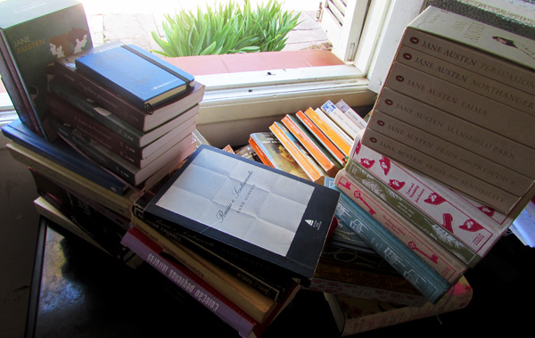 Biblioteca Jane Austen