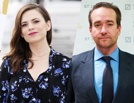 Hayley Atwell (Mary Crawford 2007) e Matthew Macfayden (Mr. Darcy 2005)