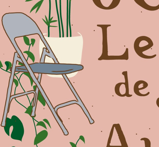 Cadeira do Grigg