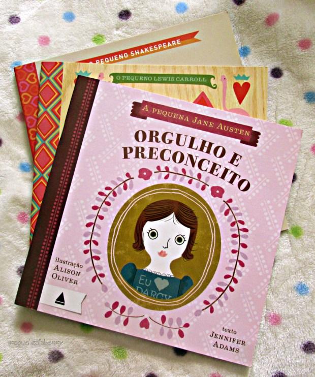 O primeiro livro de Jane Austen de Laura